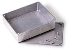 Diecast aluminium enclosures