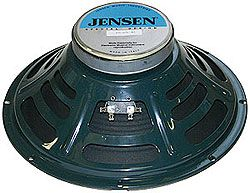 JENSEN CH 6 GUITAR SPEAKER 15 W / 4 Ohm