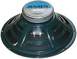 JENSEN CH 12 GUITAR LOUDSPEAKER, Ceramic magnet 70 W / 4 Ohm