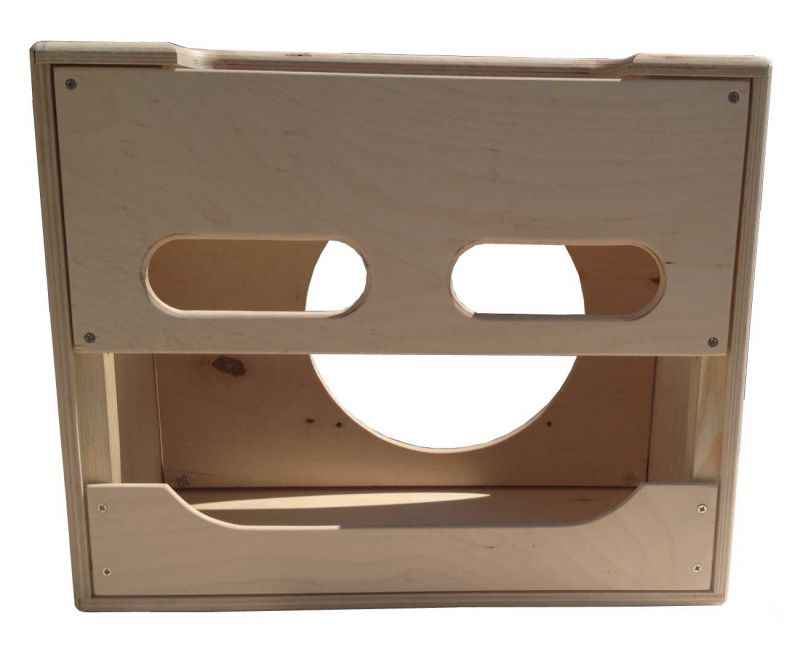 Amp cabinet Princeton Reverb 5F2 style, raw