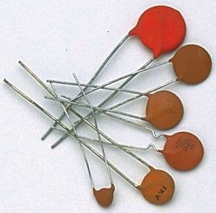 Ceramic Disc Capacitor 0 01 µf