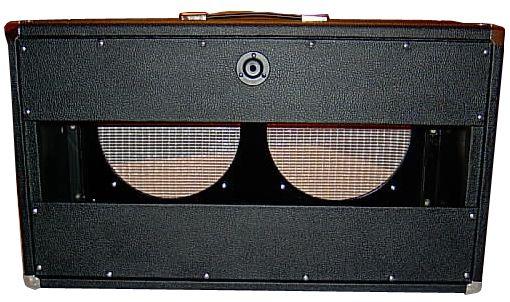 Fender Blackface Style Speaker cabinet 2 x 12