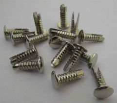 Original Marshall Silver Cabinet Rivets (16-pack)