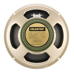 Celestion G12M-25 GREENBACK speaker, 8 Ohm