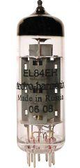 EL84 Electro Harmonix power tube matched quad