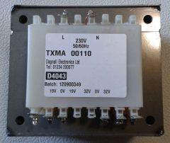 Marshall® Main transformer TXMA-00110