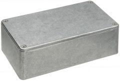 Aluminium Diecast enclosures 122 x 66 x 39,5 mm