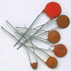 ceramic disc capacitor 0,01 µF