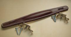 Vintage Fender style handle, raised