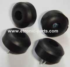 Dunlop Wah rubber feet with screw