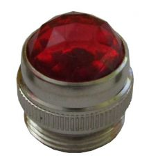 Fender pilot light jewel red