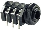 JACK, STEREO 6 PC MOUNT terminals, REPLACEMENT FOR MARSHALL