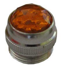 Fender pilot light jewel amber